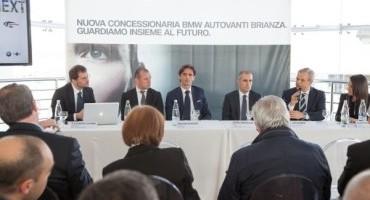 AutoVanti Brianza inaugura la nuova Concessionaria BMW, Service BMW e MINI a Desio