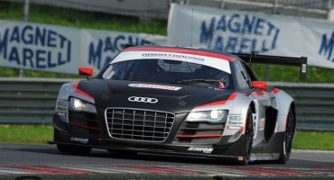 Italiano Gran Turismo, Audi Sport Italia, definito l'equipaggio per la classe GT3