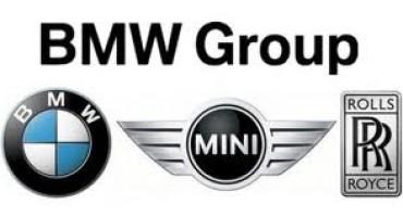 BMW Group, crescita record delle vendite nel primo trimestre 2014