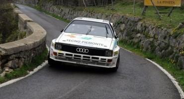 Rally Storiche, Campionato Italiano, a Negri il Campagnolo