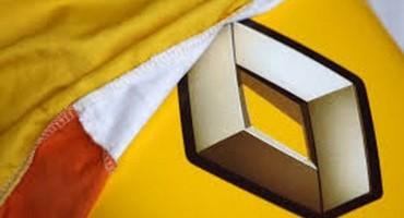 Gruppo Renault, progressione delle vendite in Europa