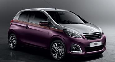 Peugeot 108, aria nuova nel segmento delle city car