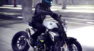 """BMW Motorrad, emotività e stile nella nuova """"Concept Roadster"""""""