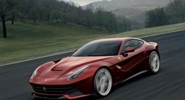 Ferrari F12berlinetta, vince il premio Compasso d'Oro per il design