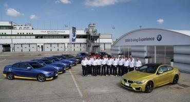 BMW Driving Experience è pronta al via!