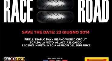 """Pirelli Diablo Day, il 23 Giugno al Misano World Circuit """"Marco Simoncelli"""""""