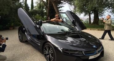 BMW i8, presentata in anteprima, per il Veneto, dalla Concessionaria Autogemelli