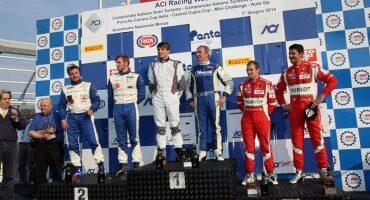 ACI Sport, Italiano GT,  a Frassineti-Necchi (Ferrari 458 Italia) il 1° round a Monza