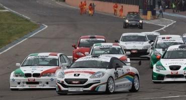 A Misano, nella prima tappa del CITE, Peugeot schiererà due equipaggi