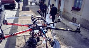 """""""Roma Drone Expo&Show 24-25 maggio"""" Salone aeronautico dedicato  a droni, UAV a pilotaggio remoto"""