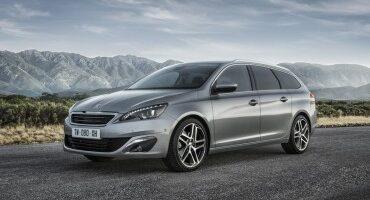 Peugeot irrompe nel segmento delle station con la nuova 308