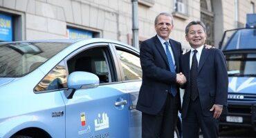 A Napoli il Temporary Space di Toyota, per vivere la tecnologia Hybrid