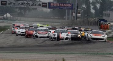 Italiano Gran Turismo, week end di gare al Misano World Circuit
