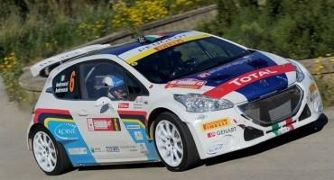 Rally, Targa Florio, Andreucci-Andreussi al comando della prima tappa