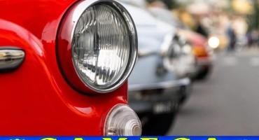 1° Giugno 2014 Raduno di Auto e Moto D'Epoca Città di Arzano in Napoli organizzato da C.A.M.E.C.A.