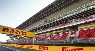 Pirelli, l'impegno al Gran Premio di Spagna – le prove libere