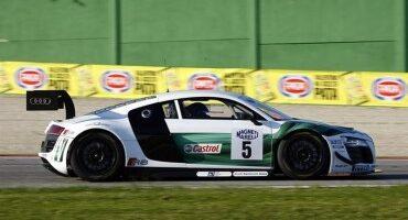 Italiano GT, gara 1 al duo Capello-Zonzini su Audi R8 LMS Ultra
