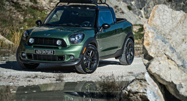 Da una visione creativa, Mini Paceman Adventure