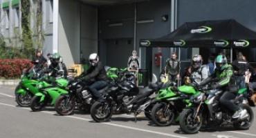 Kawasaki, Demo Ride a Imola dal 9 all'11 Maggio