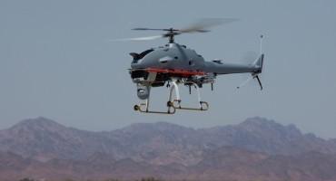 Rotary Bat (R-Bat), l'elicottero Drone di Yamaha Motor USA e N. Grumman