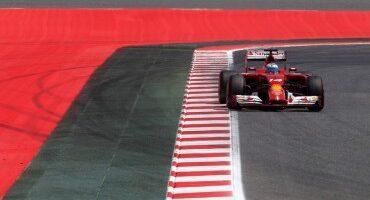 Formula 1, GP di Spagna a Montmelò, le Ferrari in terza e quarta fila