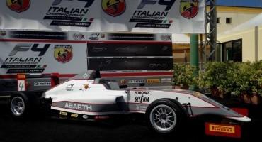 Italian F.4 Championship Powered By Abarth, Adria teatro dei primi test il 16 Maggio