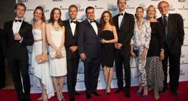 Vacheron Constantin ha sponsorizzato il New York City Ballet, Gala di primavera 2014