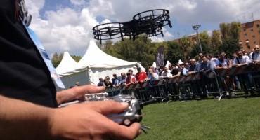"""""""Roma Drone Expo & Show"""", nel week end il primo evento Nazionale sui Droni"""