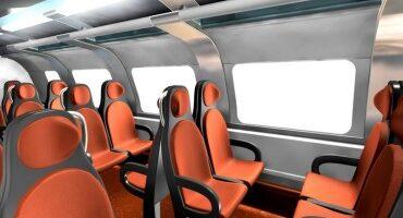 Pininfarina realizza il design del Treno Servizio Regionale di AnsaldoBreda