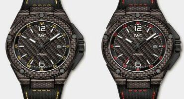 IWC crea Ingenieur Automatic Carbon Performance Ceramic, l'orologio dei piloti