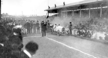 Opel presente al centenario del Grand Prix de Lyon