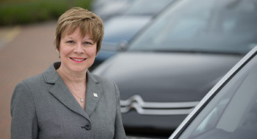 Linda Jackson, nuovo Direttore Generale di Citroen
