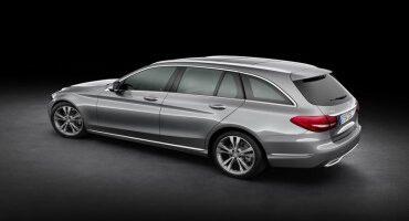 Mercedes presenta la nuova Classe C Station Wagon