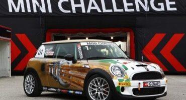 Nel weekend a Monza il terzo round del MINI Challenge 2014