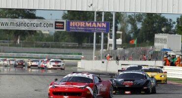 Italiano GT, diretta di gara 1 (Raisport2) sospesa per sciopero personale Rai Way