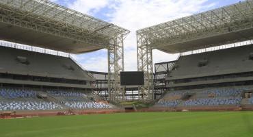 Mondiali di Calcio 2014, Panasonic si occuperà della sicurezza dello stadio Arena Pantanal