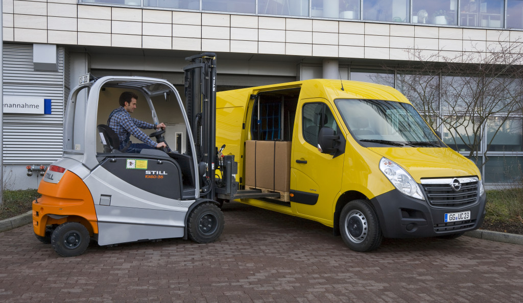 Opel Vivaro Ei Käynnisty