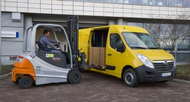 Da Opel, la nuova generazione di Vivaro e Movano