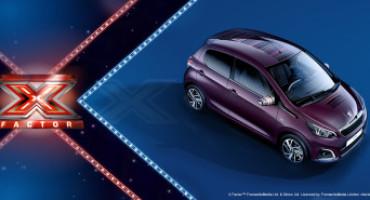 Peugeot ricerca talenti artistici affiancando X Factor 2014