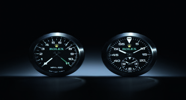 Rolex costruisce gli strumenti per la supersonica Bloodhound SSC