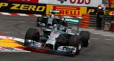 Montecarlo, GP di Monaco, vittoria di Rosberg, 4° Alonso