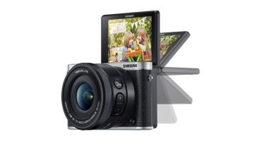 NX 3000, la nuova Smart Camera di Samsung