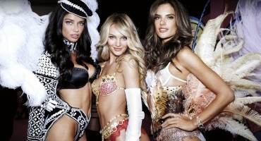 "A Londra la registrazione dello Show ""The Victoria's Secret Fashion"""