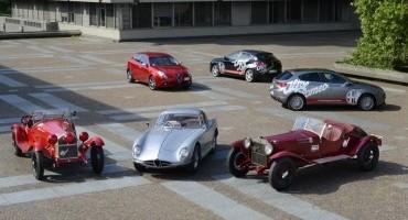 Mille Miglia edizione 2014, Alfa Romeo è Gold Sponsor