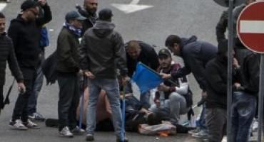 E' stato un Ultras della Roma a sparare contro i tifosi Partenopei