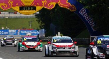 Campionato WTCC, il Salzburgring incorona Muller e Lopez su Citroen
