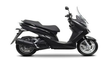Yamaha propone il nuovo Majesty S