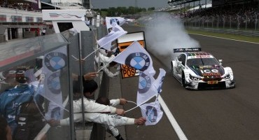 DTM, Marco Wittmann vince il 3° round della stagione, a Budapest (HU)