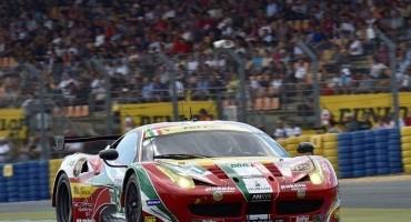 FIA WEC, 24 Ore di le Mans: pole provvisoria della Ferrari nelle due categorie