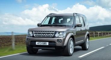Land Rover Discovery, lusso e innovazione